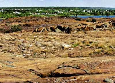 Second Valley area in 2002