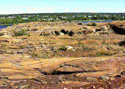 Second Valley area in August 2005